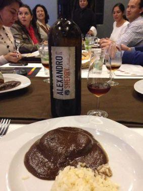 Cena Gastronomía Mexicana Mesa19 - Junio 2014 (4)