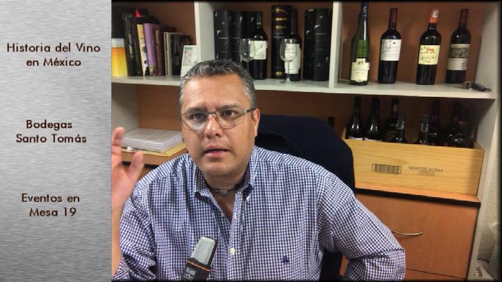 Historia del Vino enMéxico.